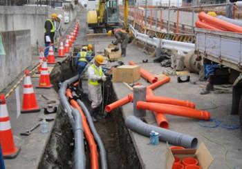 街路築造、改良工事